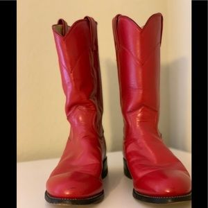 Justin ropers boots